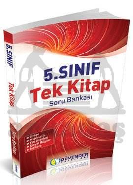 Güvender 5. Sınıf Tek Kitap Soru Bankası Seti