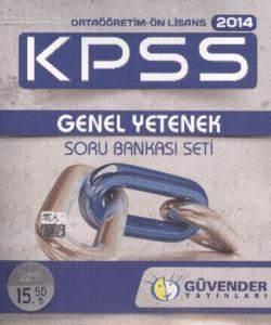 Güvender KPSS Ortaöğretim Önlisans Genel Yetenek Soru Bankası