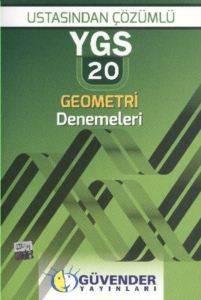 Güvender Ygs Ustasindan Çözümlü 20 Geometri Denemeleri