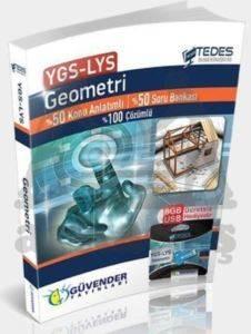 YGS - LYS Geometri %50 Konu Anlatımlı - %50 Soru Bankası %100 Çözümlü