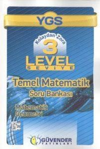 Güvender Ygs 3 Level Temel Matematik Soru Bankasi ( Matematik - Geometri )