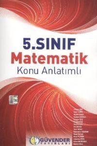 Güvender 5 Sınıf Matematık Konu Anlatımlı