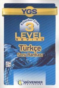 Güvender Ygs 3 Level Türkçe Soru Bankasi