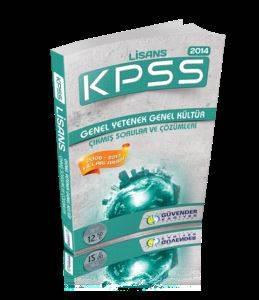 Güvender KPSS Lisans Çıkmış Sorular ve Çözümleri (2006-2013)
