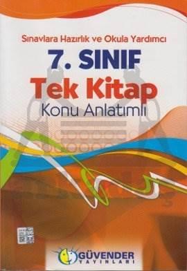7.Sınıf Tek Kitap - SBS KA (yeni)