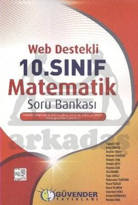 Güvender 10. Sınıf Matematik Soru Bankası