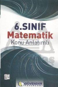 Güvender 6. Sınıf Matematik Konu Anlatımlı