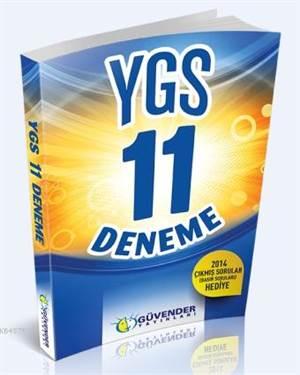 YGS 11 Fasikül Deneme Sınavı