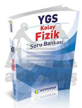 Güvender YGS Kolay Fizik Soru Bankası