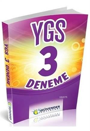 YGS 3 Fasikül Deneme