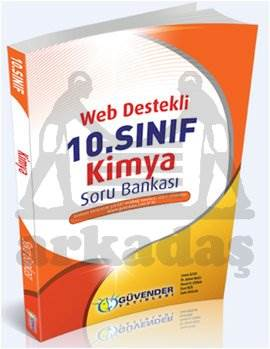 Güvender 10.Sınıf Web Destekli Kimya Soru Bankası