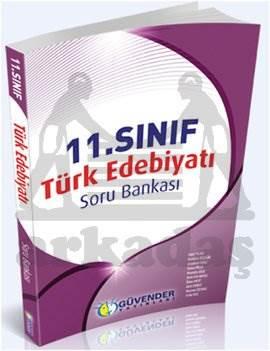 Güvender 11.Sınıf Türk Edebiyatı Soru Bankası