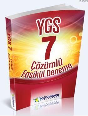 YGS 7 Çözümlü Fasikül Deneme