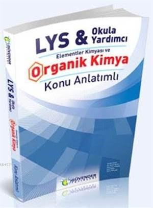 Güvender LYS Organik Kimya Konu Anlatımlı