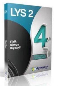 LYS 2 Fizik - Kimya - Biyoloji 4 Fasikül Deneme