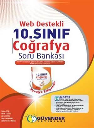 10.Sınıf Web Destekli Coğrafya Soru Bankası