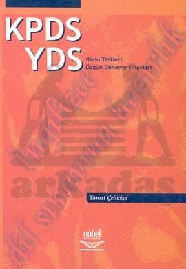 KPDS YDS Konu Testleri Özgün Deneme Sınavları