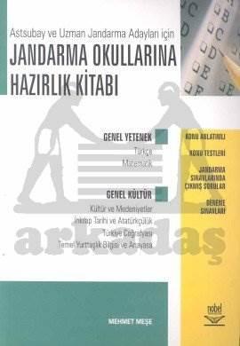 Jandarma Okullarına Hazırlık Kitabı