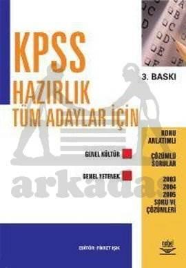 KPSS Hazırlık Genel Kültür Genel Yetenek