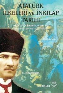 Atatürk İlkeleri ve İnkılap Tarihi