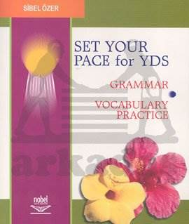 Set Your Pace For YDS Grammer Vocabulary Practice