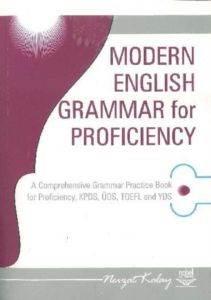 Modern English Grammar For Proficiency Türkçe Açıklamalı Modern İngilizce Dilbilgisi