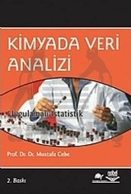 Kimyada Veri Analizi Uygulamalı İstatistik