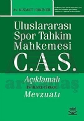 Uluslararası Spor Tahkim Mahkemesi C.A.S.