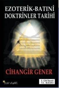 Ezoterik - Batıni Doktrinler Tarihi