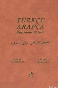 Türkçe-Arapça Kapsamlı Sözlük