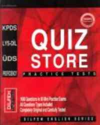 Quiz Store - KPDS, YDS, ÜDS
