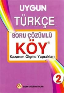 Yaprak Test 2 Köy Türkçe Dilbilgisi