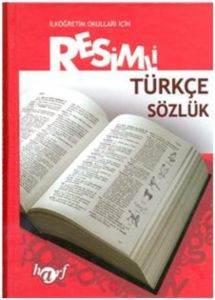 Resimli Türkçe Sözlük/ Harf