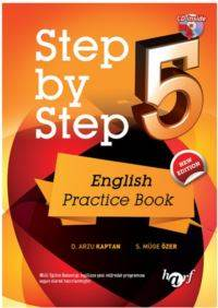 Step By Step 5English Practise Book (Cd'li)