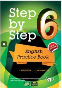 Step By Step 6 English Practise Book