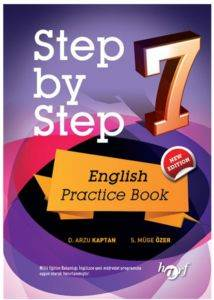 Step By Step 7 English Practise Book
