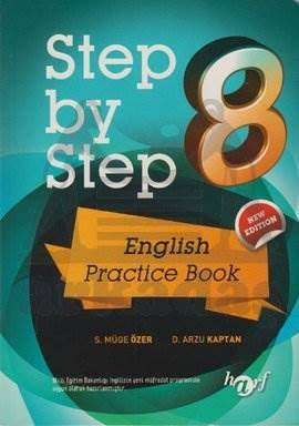Step By Step 8 English Practise Book