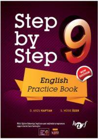 Step By Step 9 English Practise Book