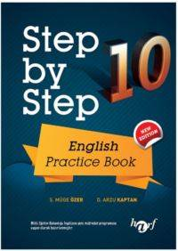 Step By Step 10 English Practise Book