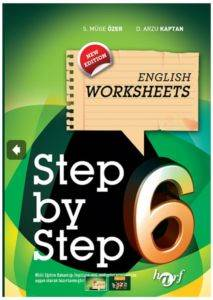 Step By Step 6 Worksheets