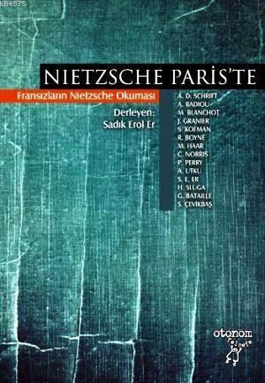 Nietzsche Paris'te ...