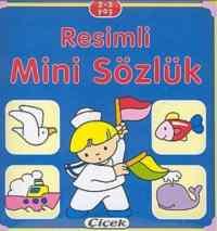 Resimli Mini Sözlük 2-3 Yaş