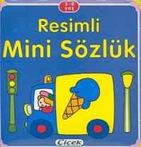 Resimli Mini Sözlük 3-4 Yaş