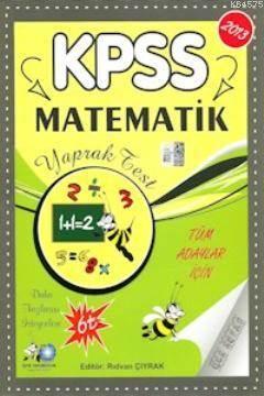 KPSS Matematik Yaprak Test 2013
