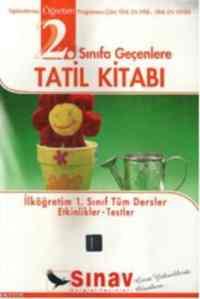 1. Sınıf Tüm Dersler Tatil Kitabı