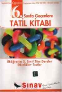 5. Sınıf Tüm Dersler Tatil Kitabı