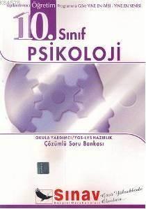 10. Sınıf Psikoloji Çözümlü Soru Bankası
