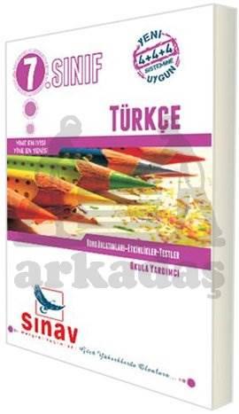 7.Sınıf Türkçe Yapılandırıcı Ölçme Teknikleriyle Konu Anlatımlı