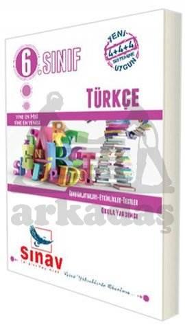 6.Sınıf Türkçe Konu Anlatımları-Etkinlikler-Testler