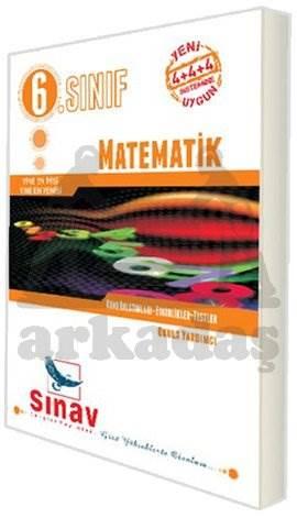 6.Sınıf Matematik  Konu Anlatımları-Etkinlikler-Testler